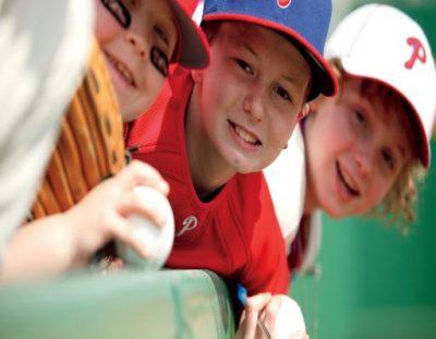 FREE Family Baseball!
