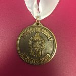 Yarmouth County Athletic Awards Medal