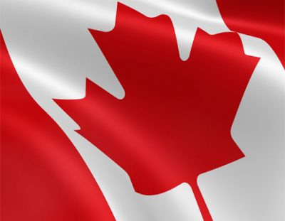 National Flag of Canada Day , February 15th