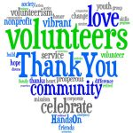Volunteer inforgraphic