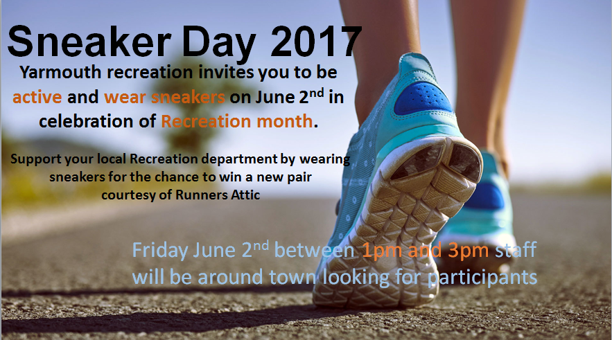 Sneaker Day Poster