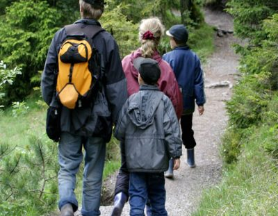 Take a Hike …with the kids!