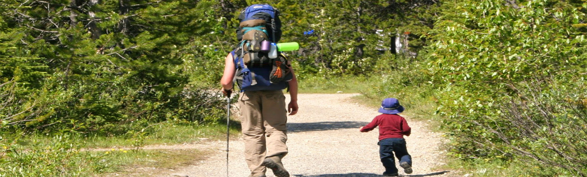 Take a Hike...with the kids!