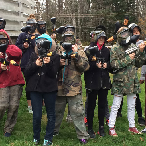 Paintball Challenge Night – Yarmouth Recreation