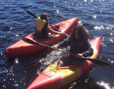 Water Adventure Week!