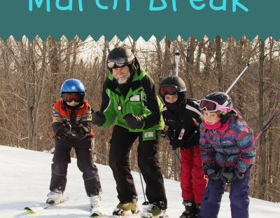March Break Planner 2019