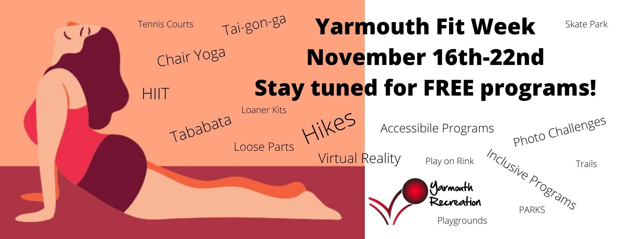 Yarmouth Recreation