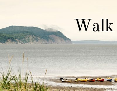 What is Walk Fundy?