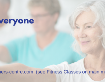 Seniors Fitness with Sara @ the Mariners Centre