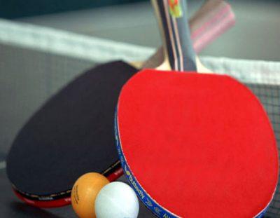 Drop in Table Tennis