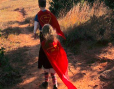 """Take a """"Super""""Hike!"""