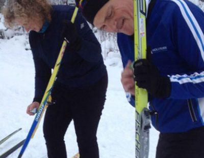 Ski Waxing Service