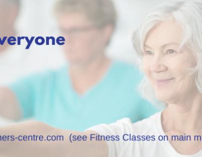 Seniors Fitness with Sara @ the Mariners Centre